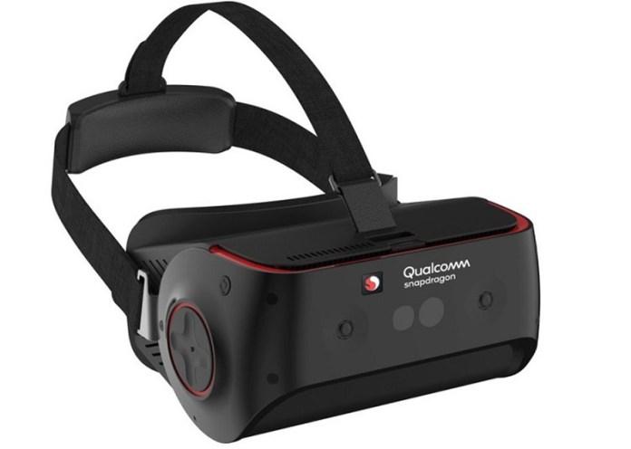 Qualcomm Snapdragon 845 VR Refrence Design novo motor de inteligência artificial