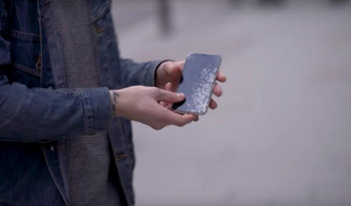 Samsung Galaxy Apple iPhone X OnePlus 5T novo vídeo