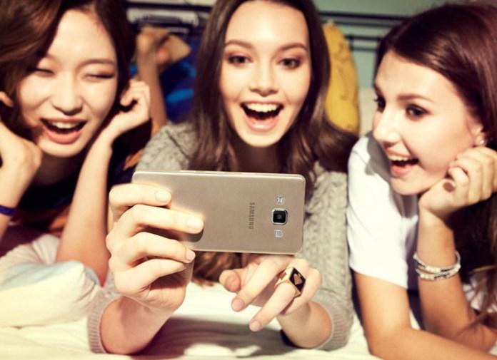 Samsung Galaxy J4 Android Oreo