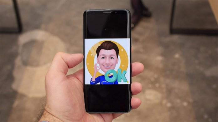 Apple iPhone X Animoji Samsung Galaxy S9 Android