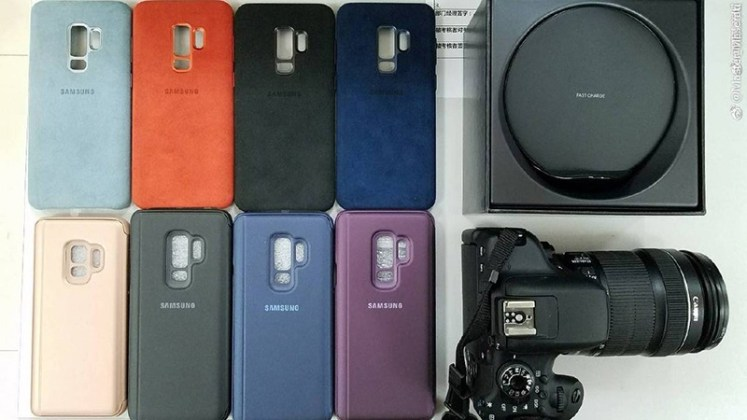 Samsung Galaxy S9 Carregamento Rápido