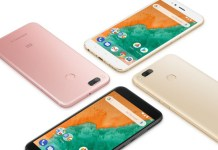 Xiaomi Mi A1 Android One Google Mobile World Congress