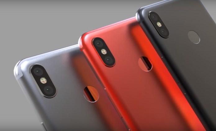 Xiaomi Mi A2 Android Oreo Xiaomi Mi 6X