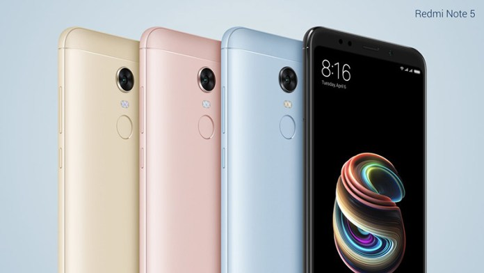 MIUI 9.5 Portugal smartphones Android Xiaomi Redmi Note 5 Pro Lenovo S5