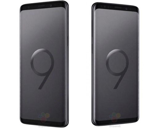 lleak de imagens eak imagens Samsung Galaxy S9