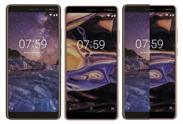 Nokia 7 Plus Nokia 9 Android