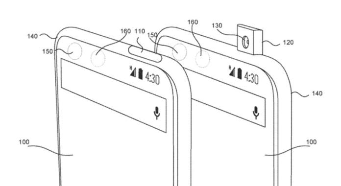 Essential smartphone Android Vivo Apex Apple iPhone X