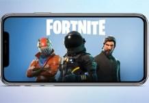Fortnite iOS Windows Switch PlayStation Xbox