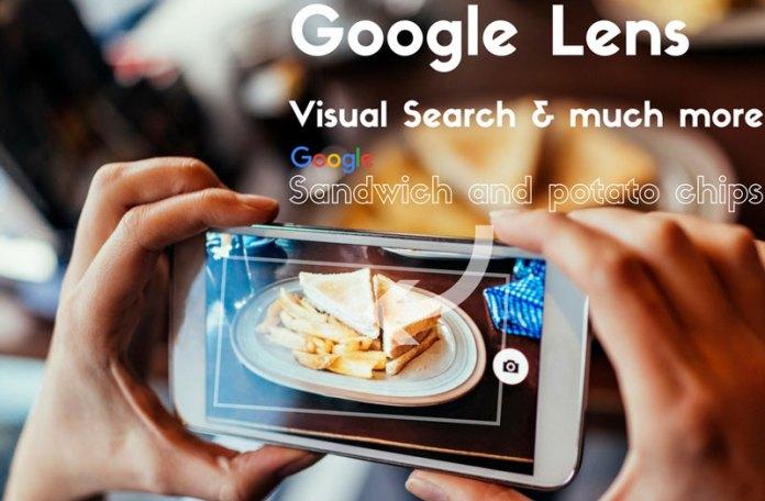 Google Lens chega a todos os utilizadores Android com Google Fotos