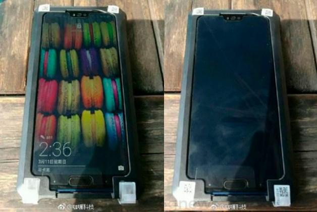 Huawei P20 Huawei Honor 10 Android Oreo 1
