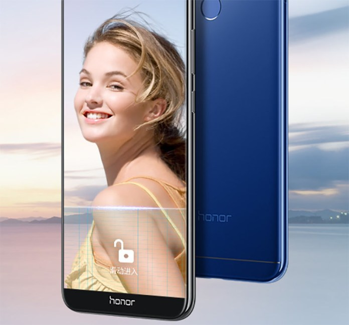 Huawei Honor 7A android Oreo