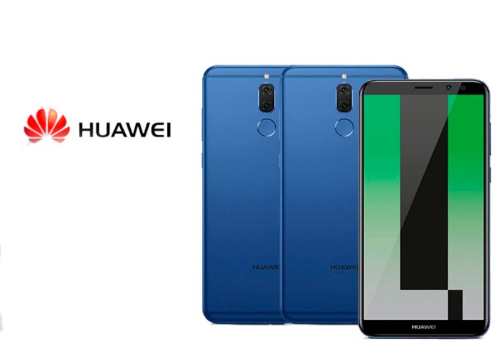 Huawei Mate 10 Lite Android