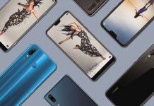 Huawei P20 Lite Android