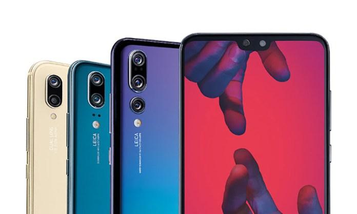 Huawei Mate 10 Pro câmara tripla Huawei P20 Pro Android Oreo