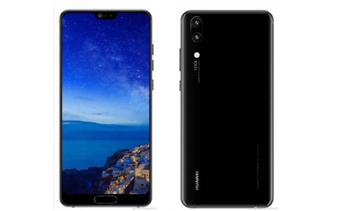 Huawei P20 Android Huawei P20 Android 3 câmaras monocelha