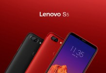 Android Lenovo S5 Xiaomi Redmi Note 5