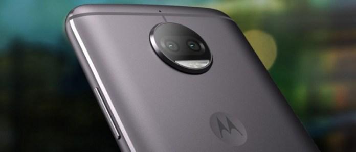 Motorola Moto G5 Plus Android segurança