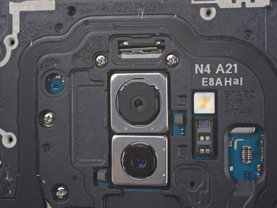 Samsung Galaxy S9 Plus Android iFixit 1
