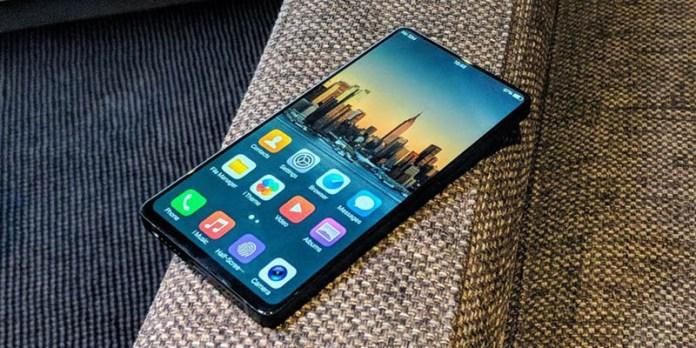 Vivo Apex smartphone Android Cnet
