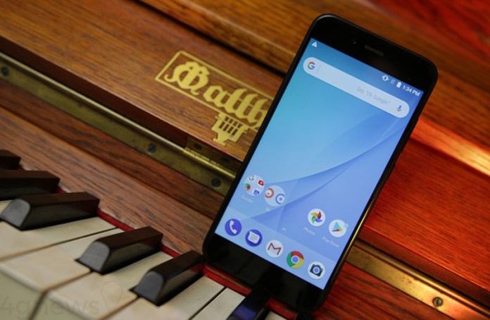 Xiaomi Mi A1 Android Oreo LineageOS