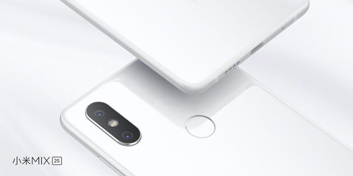 Android kernel Xiaomi Mi MIX 2S Android Oreo 1