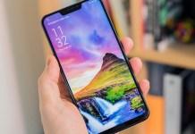 GeekBench Huawei P20 Lite ASUS Zenfone 5Z Xiaomi Mi MIX 2s AnTuTu 4