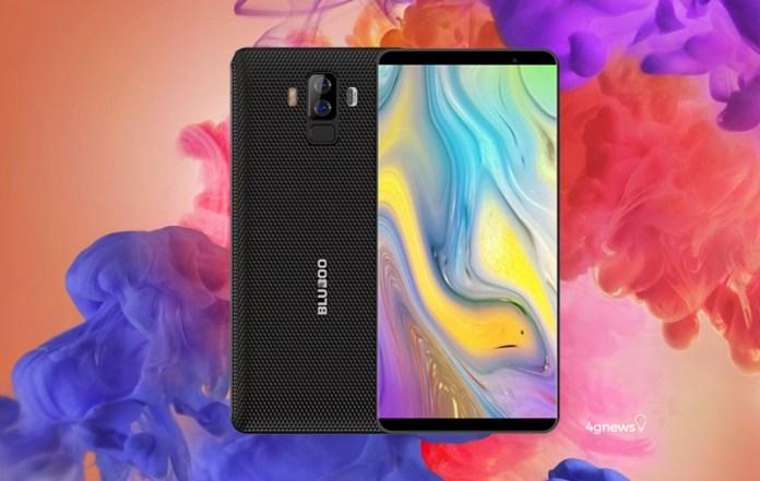 Android. Bluboo S3 é oficial com uma bateria de 8500 mAh