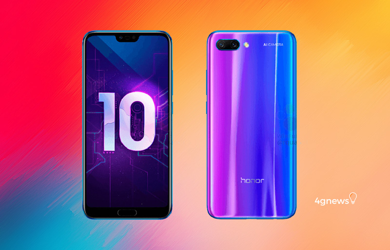 Chegou o Honor 10 com chipset Kirin 970