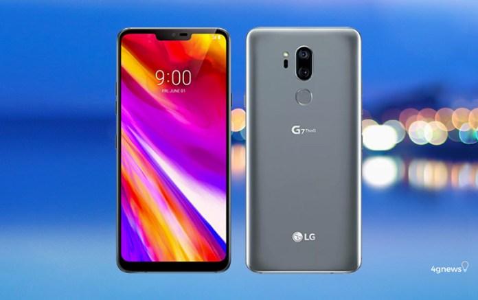 Já não há mais segredos! Este é o aspeto do LG G7 ThinQ