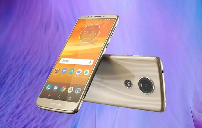 Motorola Moto E5 Plus Android