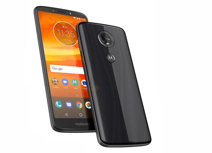 Motorola Moto E5 Plus Snapdragon