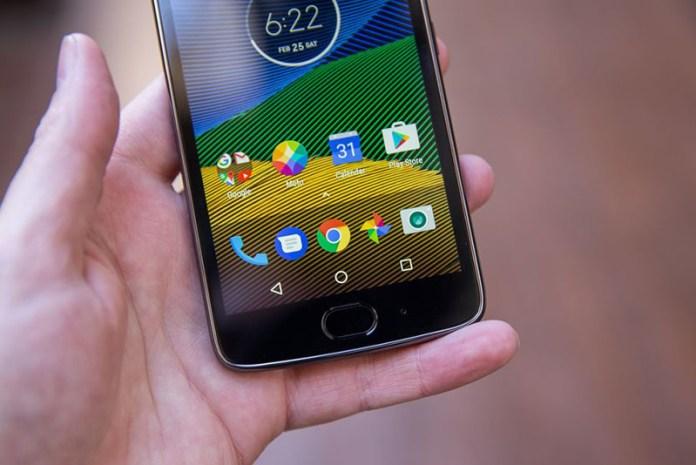 Motorola Moto G5 Android Oreo cnet