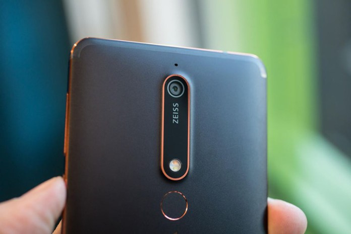 Nokia 6 2018 Android One Cnet