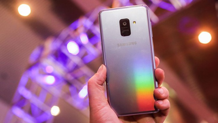 Samsung Galaxy A8 Cnet Android Oreo
