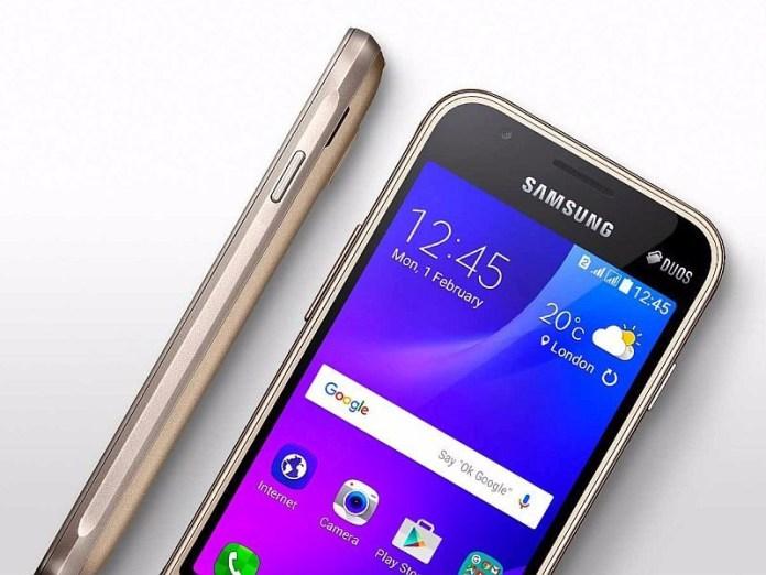 Samsung Galaxy J1 mini prime Android