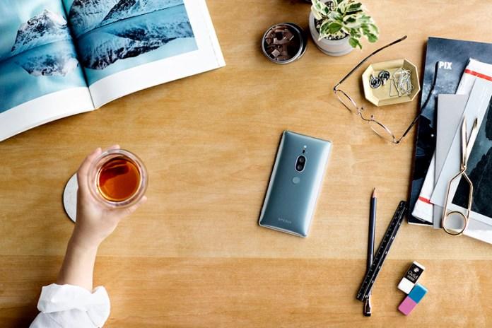 Sony Xperia XZ2 Premium Android puro Google