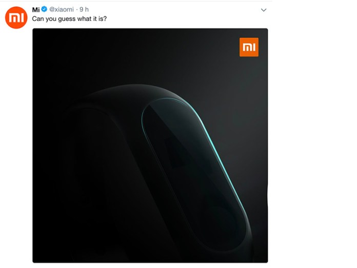 Xiaomi Mi Band 3 Android
