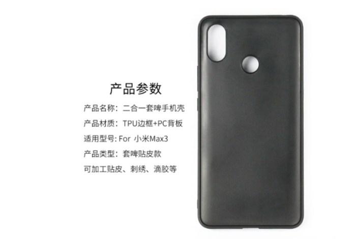 Lei Jun Xiaomi Mi MAX 3 Anroid Oreo