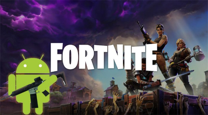 Fornite Android Google