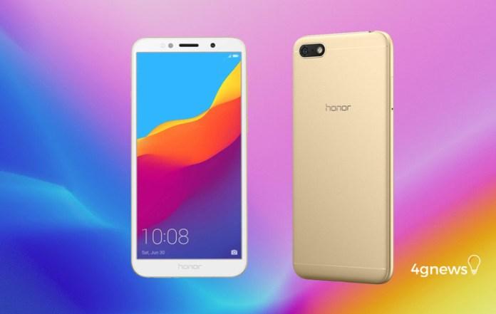 Android. Huawei Honor 7S chegará em breve à Europa