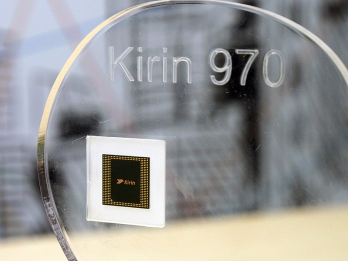 Kirin 980 Apple A12 Huawei Kirin 970 Qualcomm Snapdragon 845
