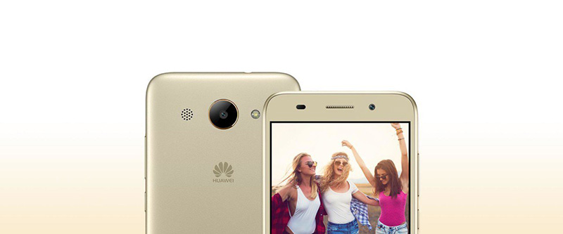 Huawei Y3 2018 Android Go 4