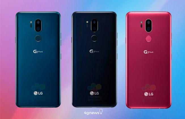 LG G7 ThinQ Android Oreo Gogole