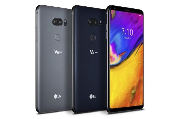 LG V35 ThinQ G7 ThinQ