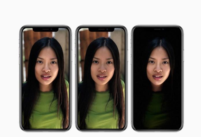 Modo Retrato Apple iPhone X