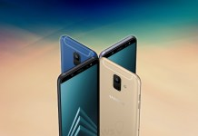Samsung Galaxy A6 Android Oreo