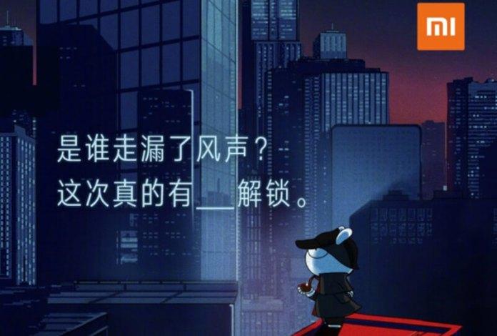 Teaser do Xiaomi Mi 8 dá-nos mais pistas sobre o terminal