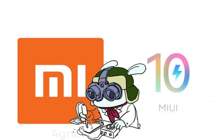 Global Xiaomi MIUI 10 Android Oreo Google
