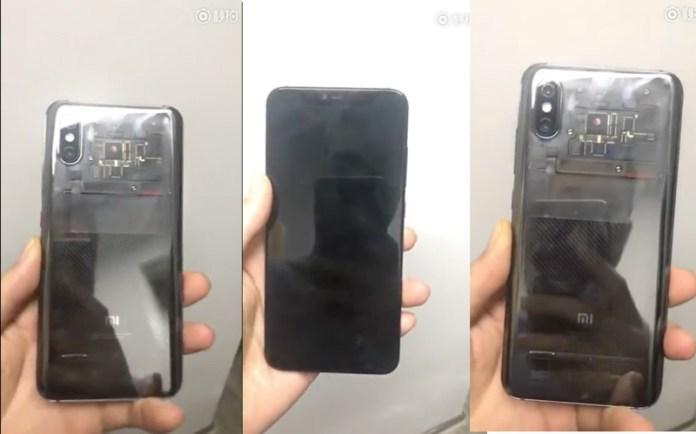 Xiaomi Mi 8 : Vídeo mostra-nos protótipo do smartphone