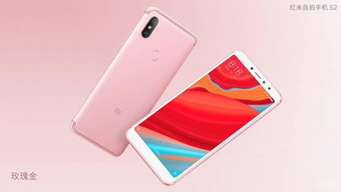 Xiaomi Redmi S2 Android Oreo Google 2